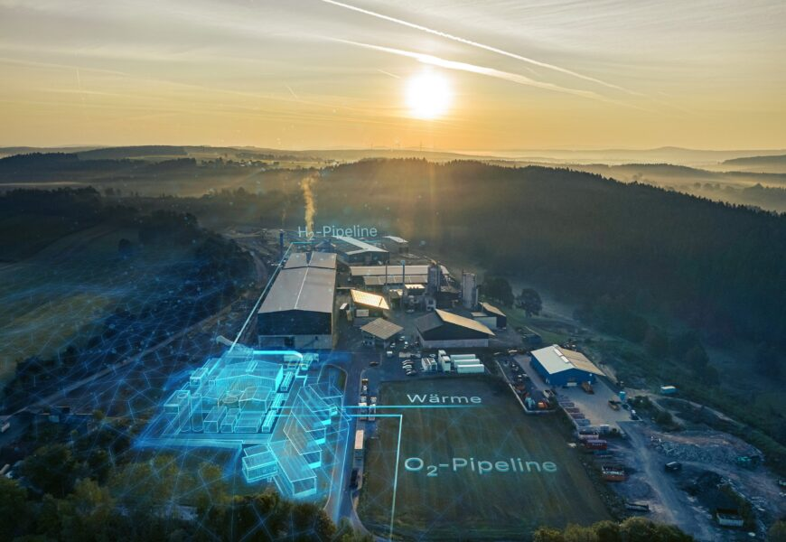 Siemens - Stream of large manufacturers in the hydrogen sector - E&M Combustion