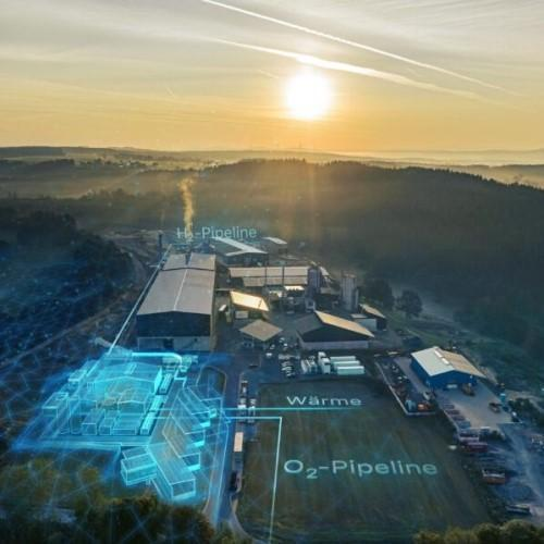 Germany: stream of large manufacturers in the hydrogen sector