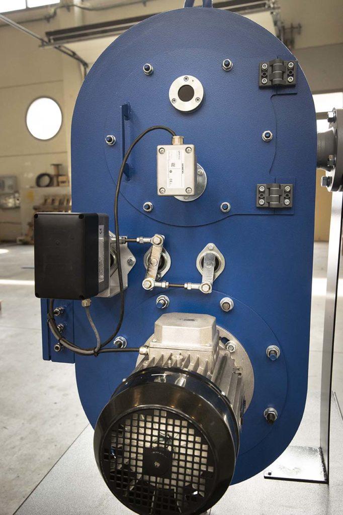 Quemador de hidrogeno - Sistemas de Combustion de Hidrogeno - E&M Combustion