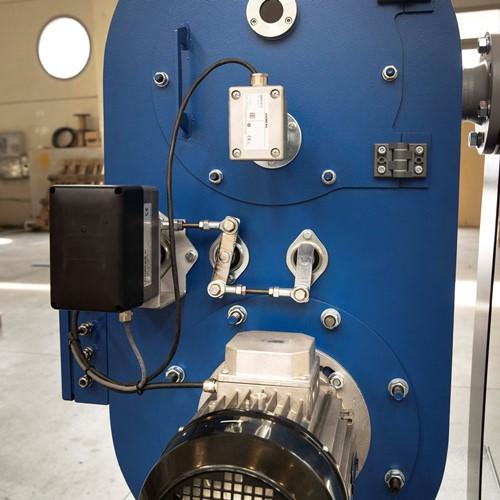 E&M Combustión desarrolla el prototipo de un quemador de hidrógeno